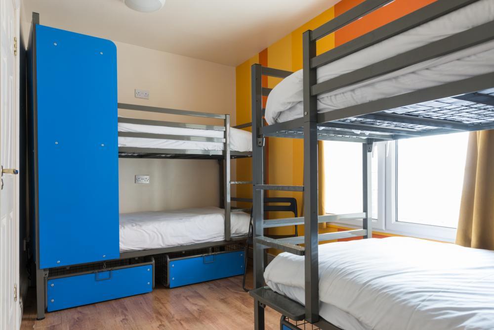 Dormitório Misto 4 com suíte