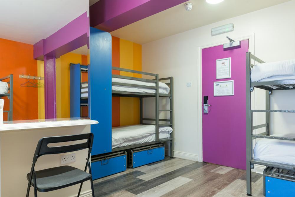6 Dormitório Mix In Suite