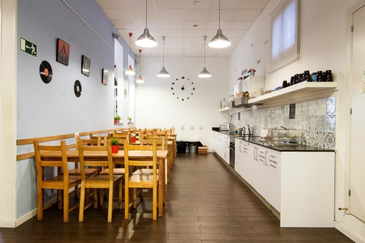 360 Hostel Arts&Culture; Cozinha