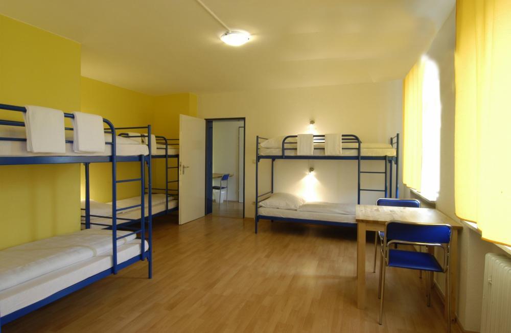 Dormitórios no A&O München Hackerbrücke