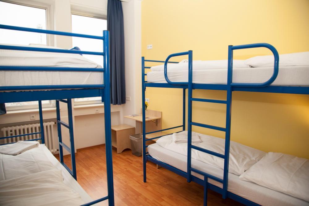 Dormitórios no A&O München HB Hostel