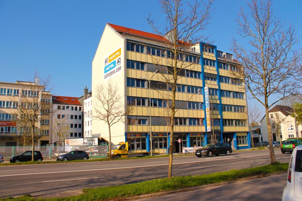 Prédio A&O München Laim Hostel