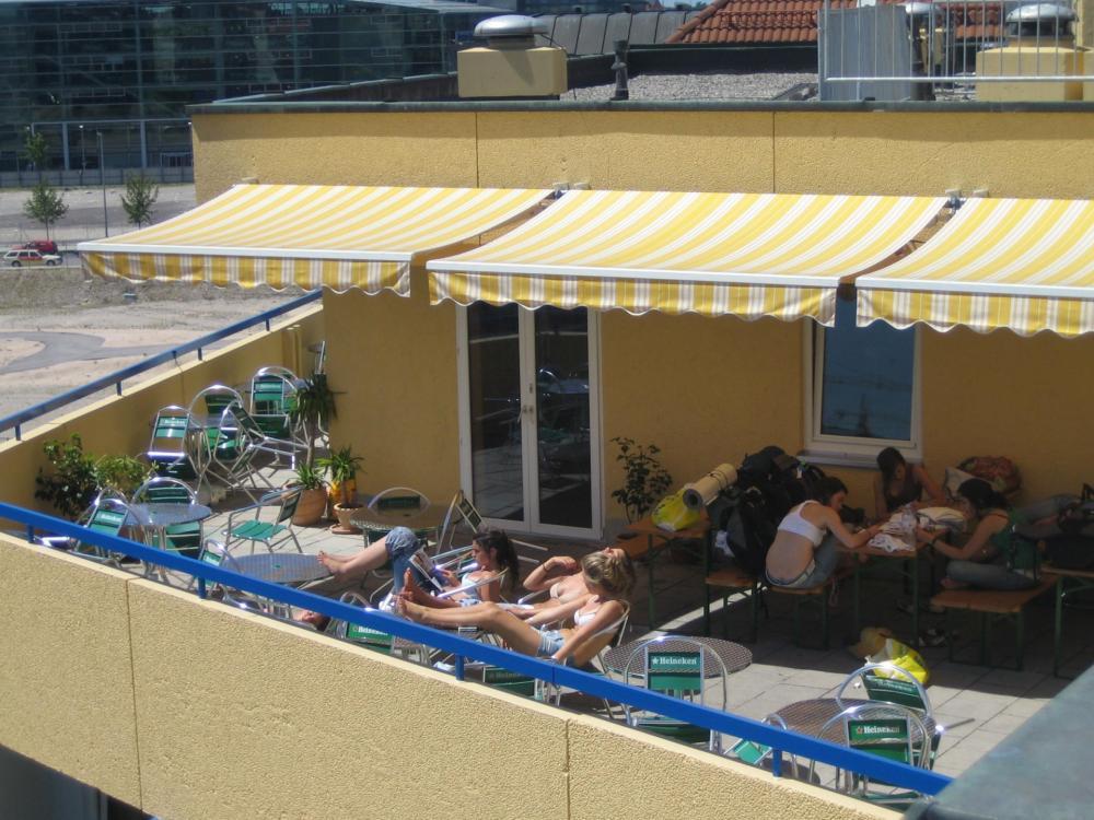 Terraço A&O München Laim Hostel