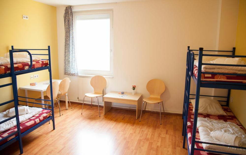 Dormitórios no A&O Wien Stadthalle Hostel
