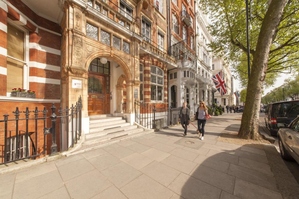 Localizado na mais bonita e charmosa vizinhança em Londres.