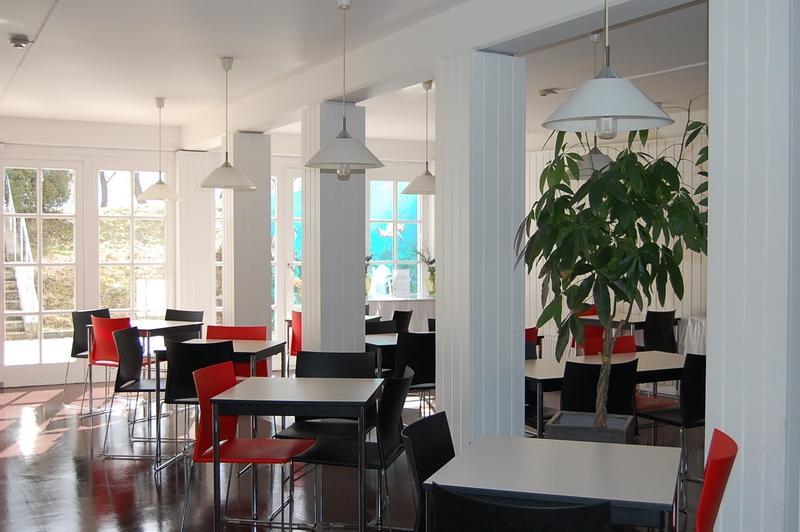 Café da Manhã e Área Compartilhada