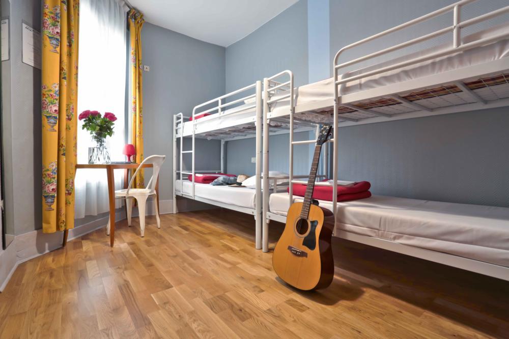 Dormitório para 4