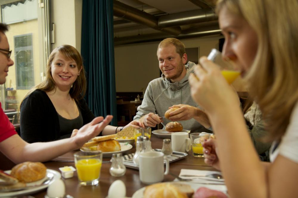 Comece o seu dia com um ótimo café-da-manhã
