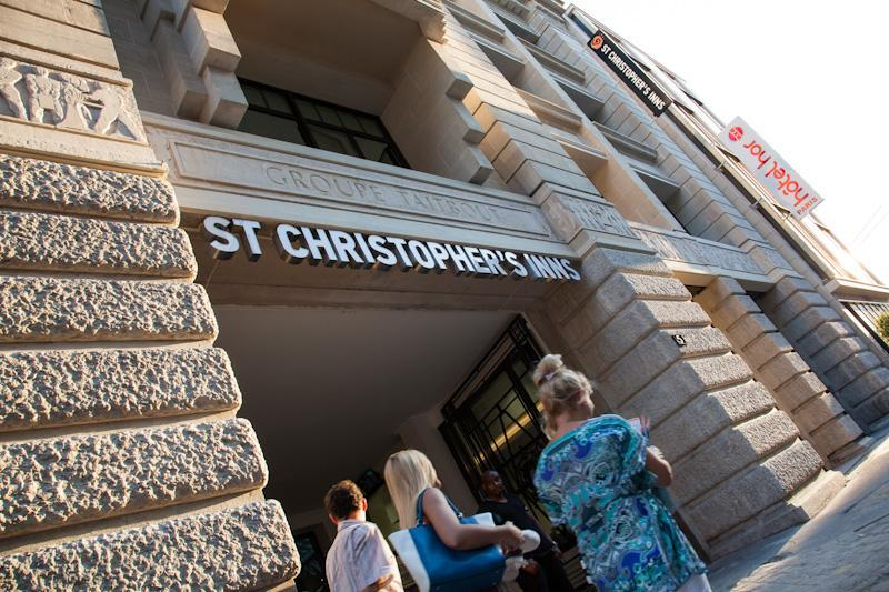 ST CHRISTOPHER'S GARE DU NORD