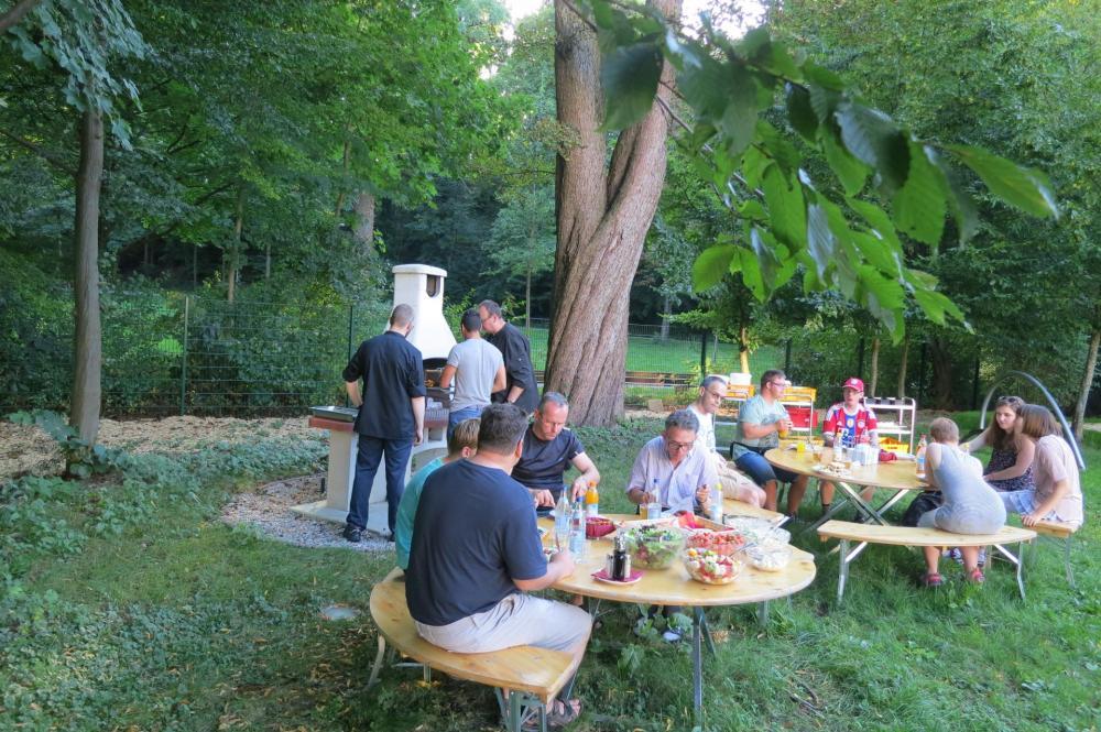 Churrasco HI Munich Park Hostel