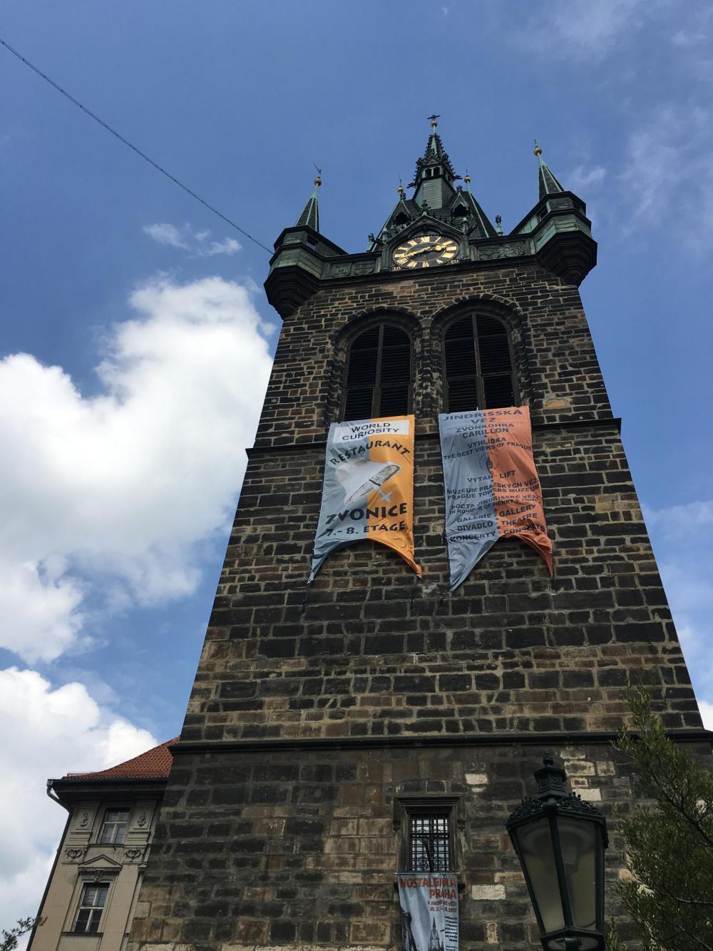 Torre Jindrissska