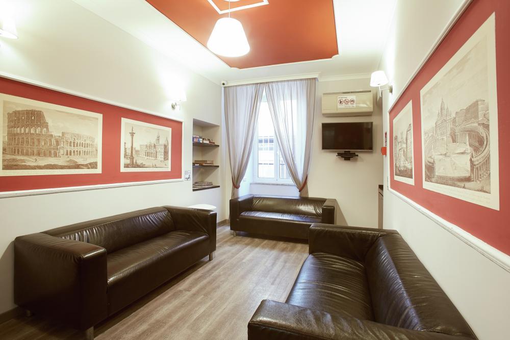 Salão social (aberto 24 horas)