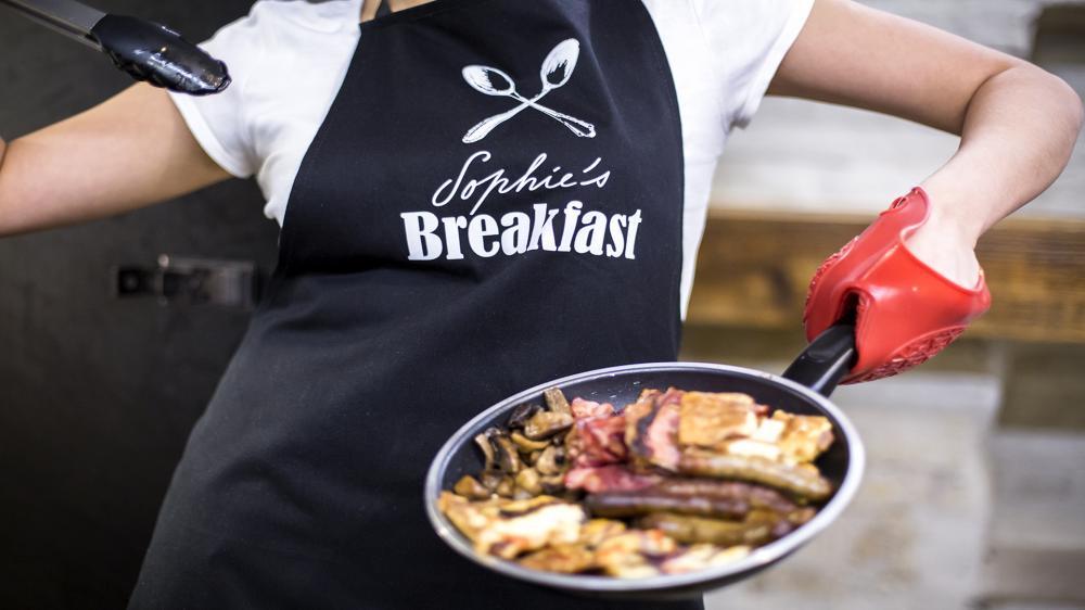 Buffet de café-da-manhã & brunch quente (não incluso)