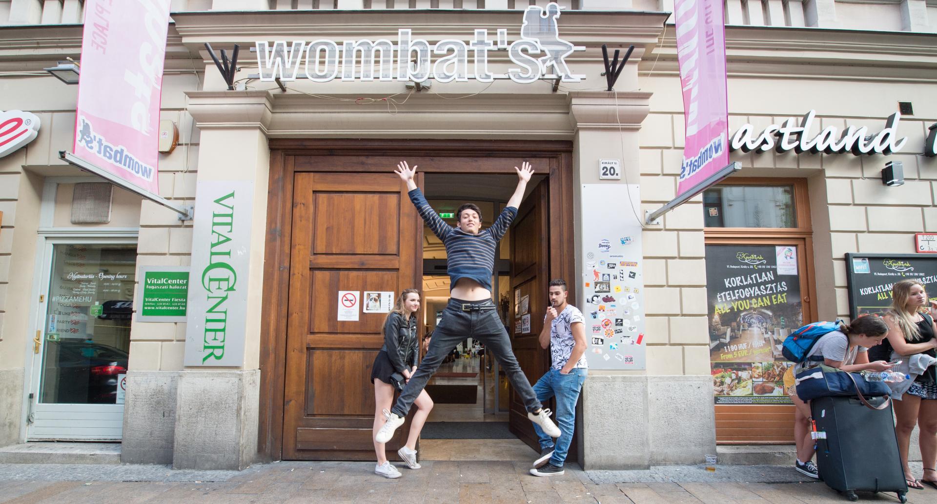 Hostel Wombat's CITY  - Budapest