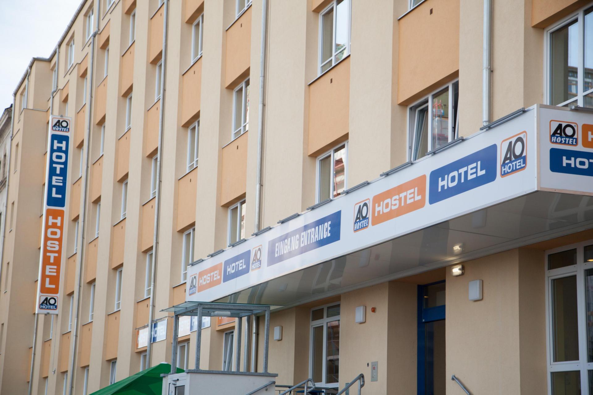 Hostel A&O Wien Hauptbahnhof