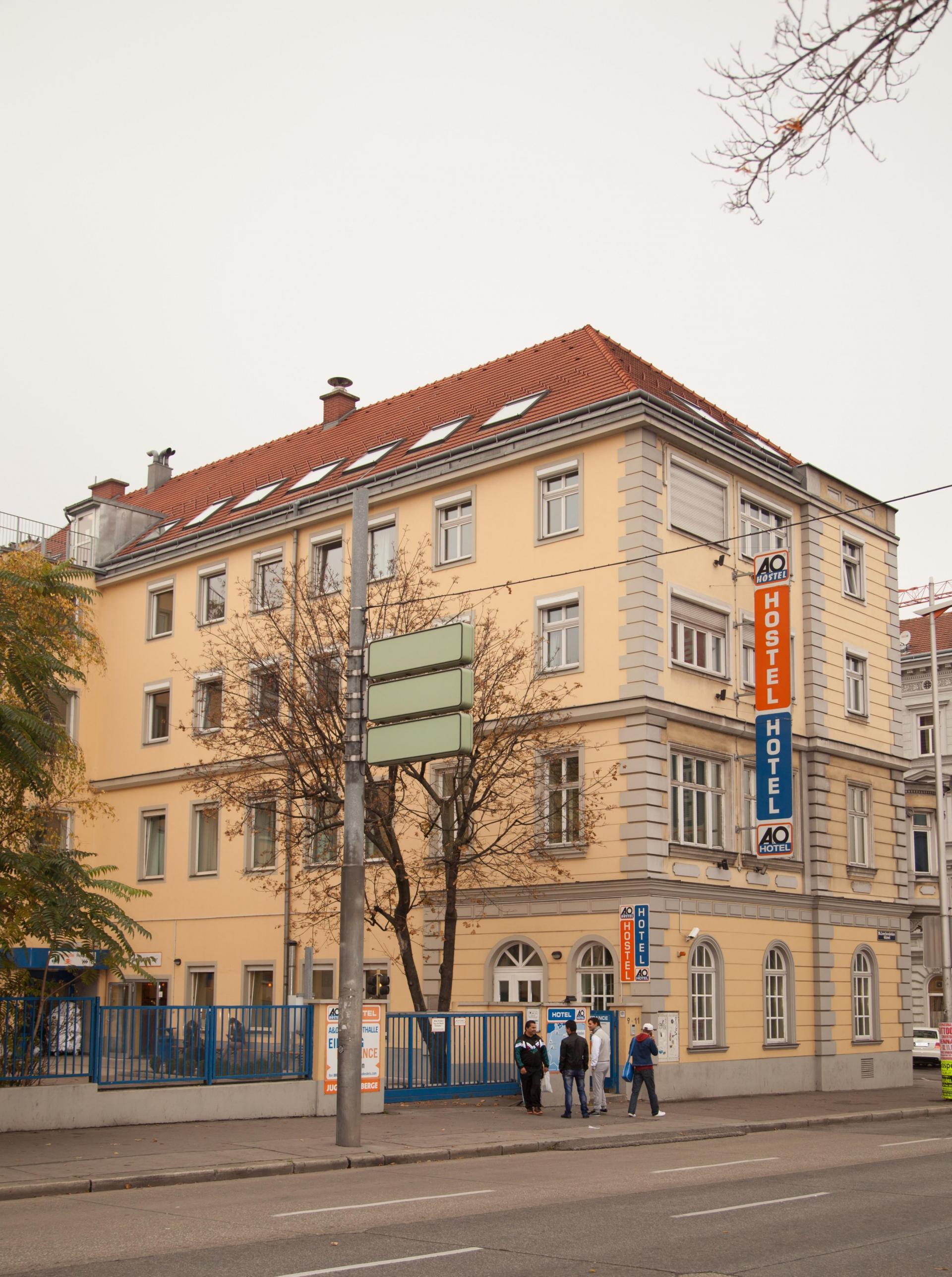 Hostel A&O Wien Stadthalle