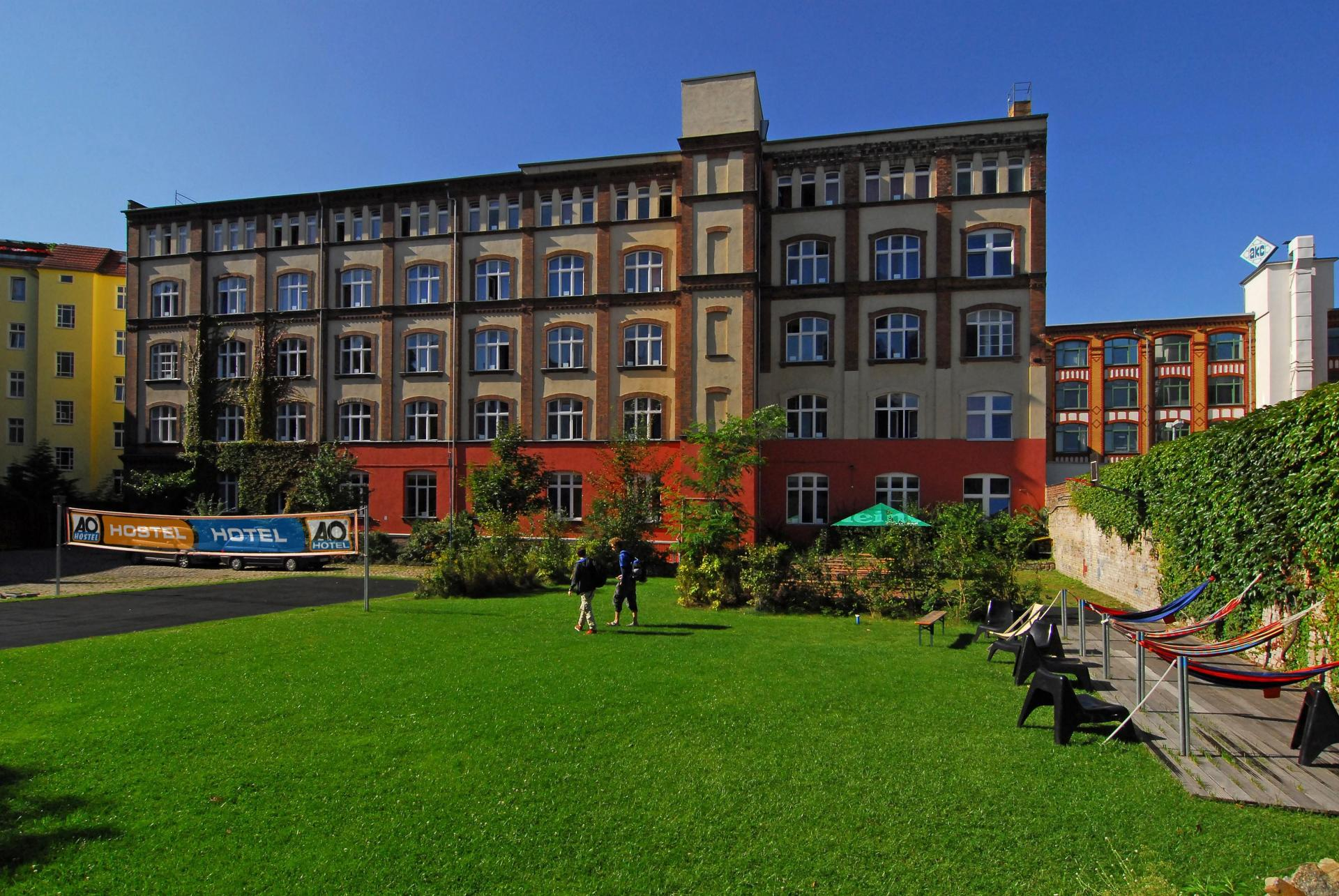 Hostel A&O Berlin Friedrichshain