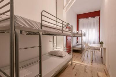 Hostels e Albergues - Queen Hostel