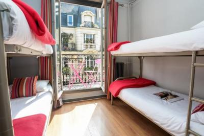 Hostels e Albergues - Smart Place Gare du Nord by Hiphophostels