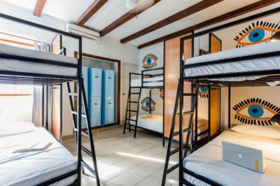 Hostels e Albergues - Selina Palermo