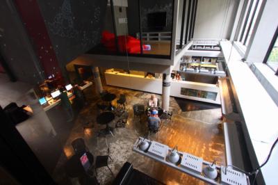 Hostéis e Albergues - Lub d Bangkok Siam Hostel