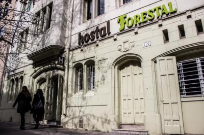 Hostéis e Albergues - Hostal Forestal