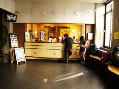 Hostels e Albergues - Van gogh youth hostel city centre