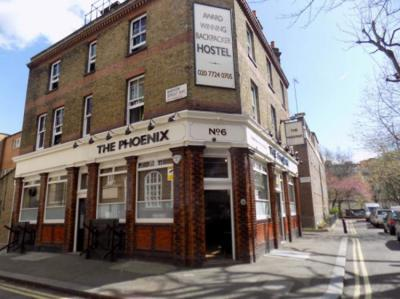 Hostels e Albergues - Phoenix Hostel London