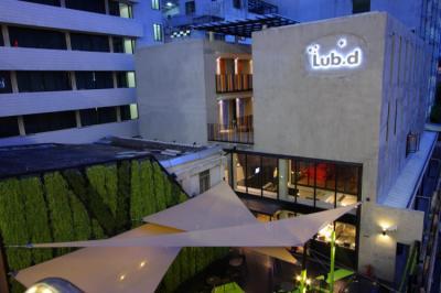 Hostels e Albergues - Lub d Bangkok Siam Hostel
