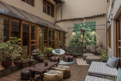 Hostels e Albergues - Selina Plaza De Armas Cusco