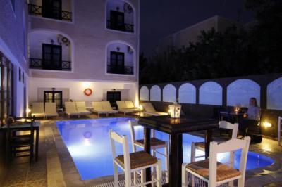 Hostels e Albergues - Anny Studios Perissa Beach Hostel