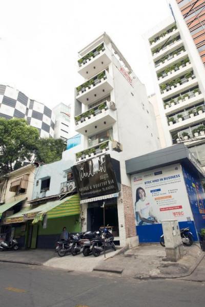 Hostels e Albergues - Wanderlust Saigon Hostel