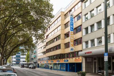 Hostéis e Albergues - A&O Düsseldorf Hauptbahnhof Hostel