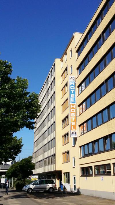 Hostéis e Albergues - A&O Frankfurt Galluswarte Hostel