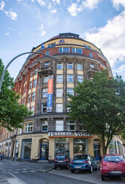 Hostels e Albergues - A&O Hamburg Hauptbahnhof Hostel