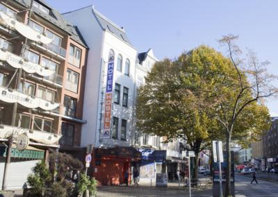 Hostéis e Albergues - A&O Hamburg Reeperbahn Hostel