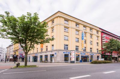 Hostéis e Albergues - A&O Dortmund Hauptbahnhof  Hostel
