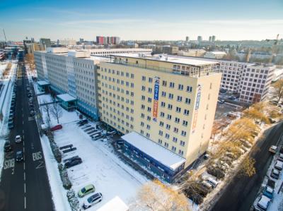 Hostéis e Albergues - A&O Dresden Hauptbahnhof Hostel