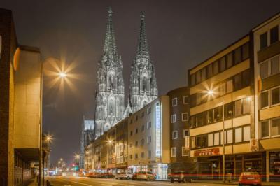 Hostels e Albergues - A&O Köln Dom