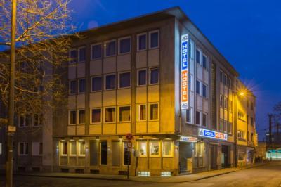 Hostels e Albergues - A&O Köln Hauptbahnhof