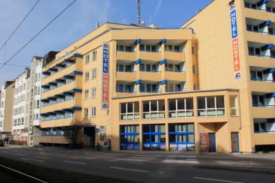 Hostels e Albergues - A&O München Hackerbrücke Hostel