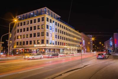 Hostéis e Albergues - A&O Nürnberg Hauptbahnhof