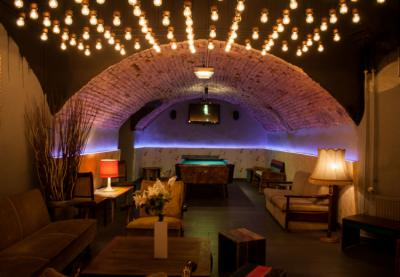 Hostels e Albergues - Wombat's City Hostel Vienna - The Lounge