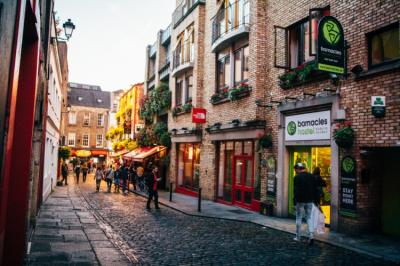 Hostels e Albergues - Hostel Barnacles Temple Bar House