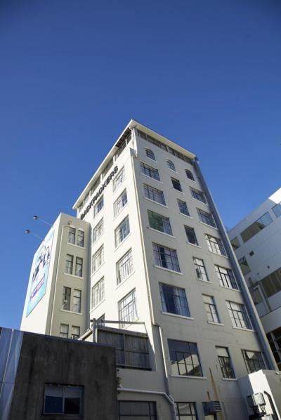 Hostels e Albergues - Base Wellington