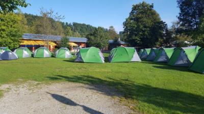 Hostels e Albergues - ESN Oktoberfest campsite