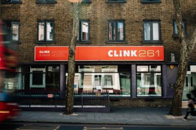 Hostels e Albergues - Clink261