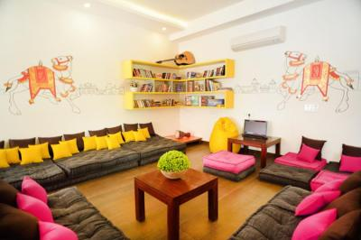 Hostels e Albergues - Zostel Jaipur