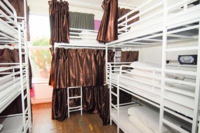 Hostéis e Albergues - Venture Hostel