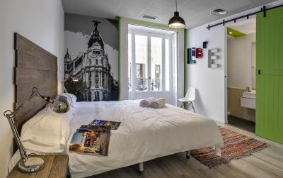 Hostéis e Albergues - Safestay Madrid